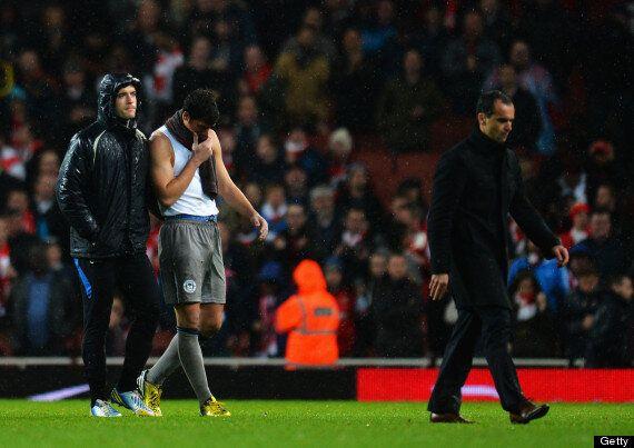 Wigan Athletic Manager Roberto Martínez Shocked By Relegation