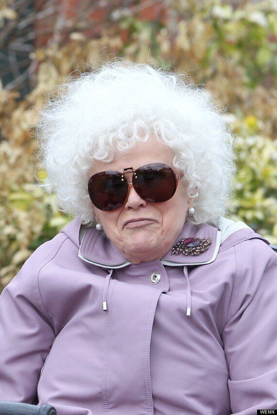 Julie Walters Transforms Into A Mischievous Granny For Harry Hill Film Role