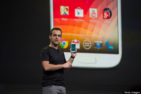 Google I/O 2013: Android, New Google Maps, Google Play Games And