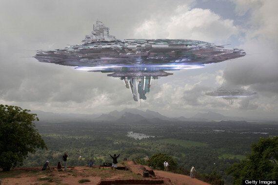Alien Sightings Double In A Year (In
