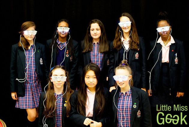 Is Wearable Technology the Answer to Get More Girls in