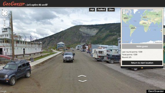GeoGuessr Tips: How To Master The Internet's Amazingly Addictive New