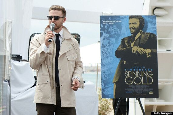 Cannes Film Festival: Justin Timberlake Throws Disco-Themed Party To Celebrate New Film 'Spinning
