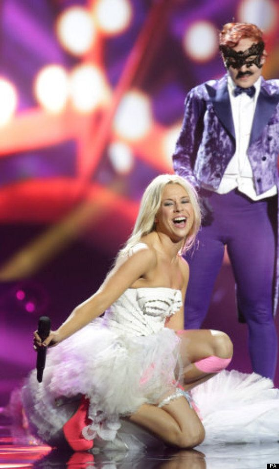 Eurovision Song Contest Winner Likely To Be Denmark, Say Bookies. Social Media Says...