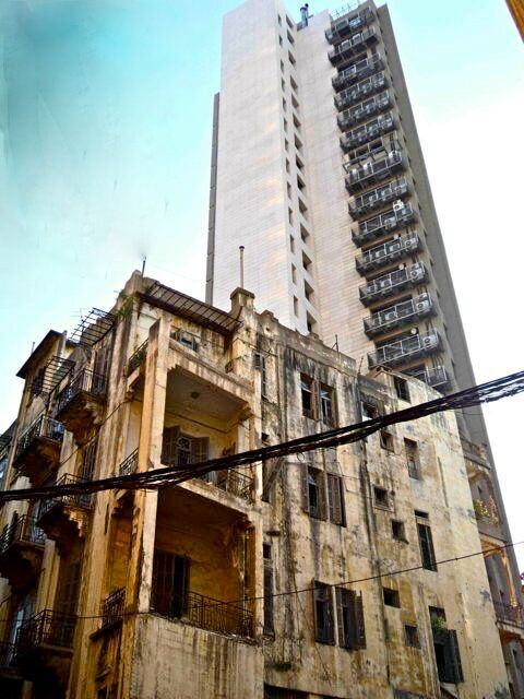 Preserving the Past: Beirut's Condemned