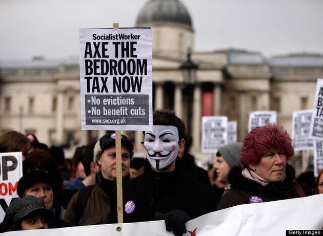 Bedroom Tax Sees Thousands More Claiming Council Funds: Is Spare Room Subsidy Costing Country
