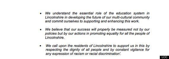 Ukip Councillors In Lincoln Refuse To Sign 'Multicultural' Anti-Racism