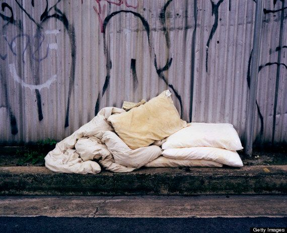 Homelessness Could Be A Crime Under Anti-Social Behaviour, Crime and Policing Bill Warns Think