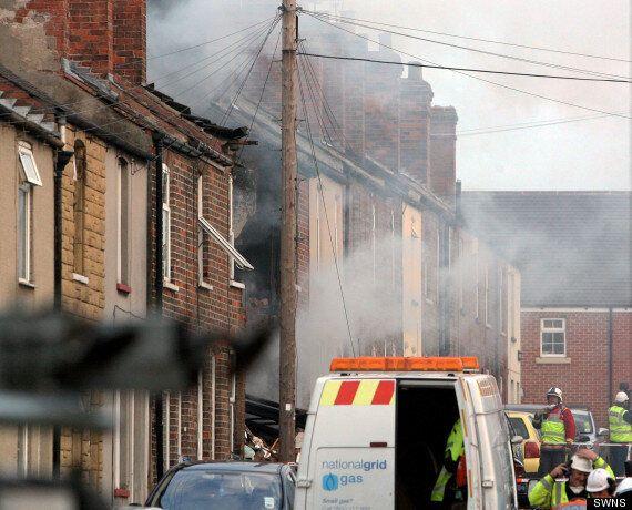 Newark Gas Blast Kills Two