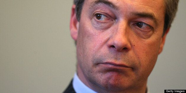 Hate Nigel Farage? Then Stop Giving Him Free