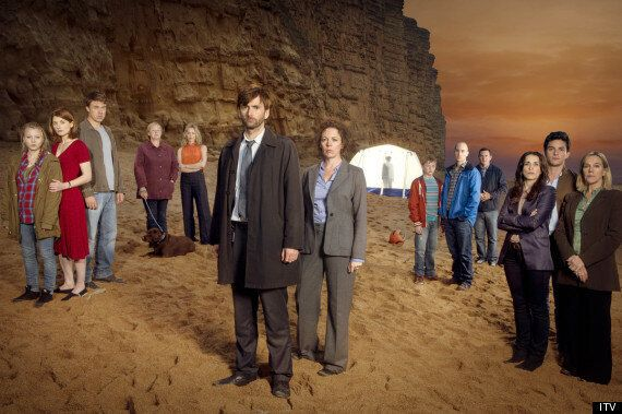Broadchurch Star Jodie Whittaker Reveals She Knew Some Secrets Before Other Cast Members David Tennant,...