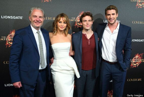 Cannes Film Festival: Jennifer Lawrence Promotes 'The Hunger Games: Catching Fire' On The Croisette