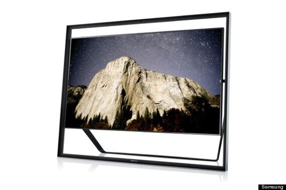 Samsung Ultra-High Definition Screen And 4K TVs Look Set To Hammer
