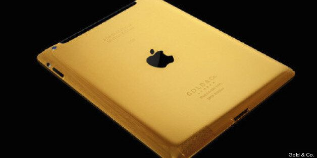 Gold iPads For Every Guest Staying At Burj Al Arab, Dubai's Outrageously Luxurious