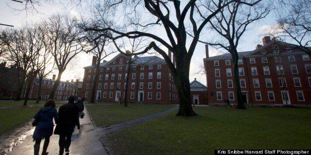 I Wanna Be a Harvard