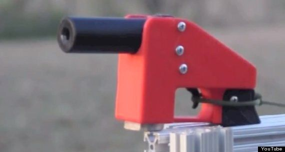 New 3D Printed Gun Is Cheaper, Sturdier And More Deadlier Than Its Predecessor