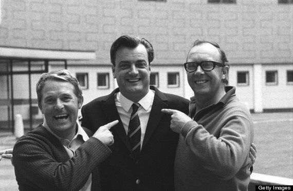 Eddie Braben, Creator Of Morecambe And Wise Comedy Duo, Dies Aged