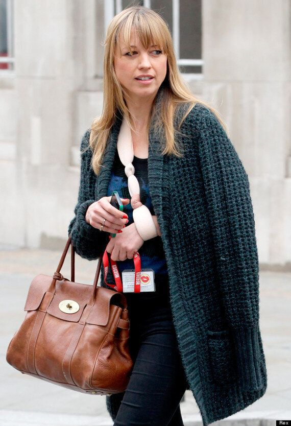 Sara Cox Returns To Radio 1 Show After Horse Riding Accident