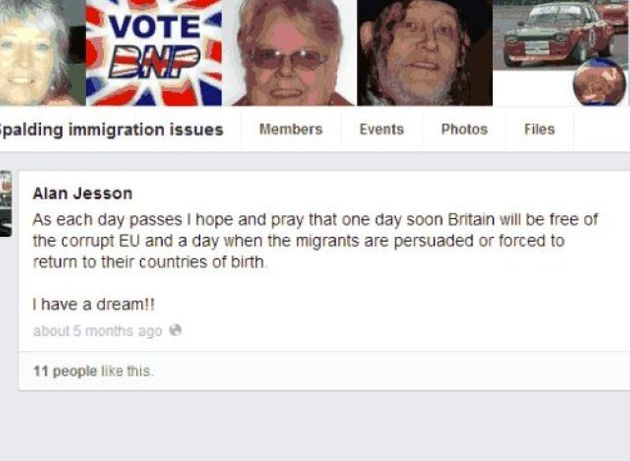 Ukip Councillor Alan Jesson Accused Of Racist And Homophobic Rants On
