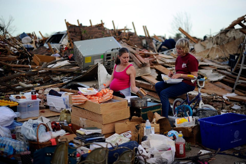 Moore Tornado 2013: 12 Pictures That Define The Oklahoma