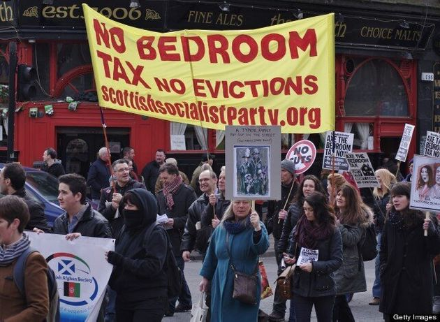 Bedroom Tax Evictions Begin With Vulnerable Residents Saying They Feel