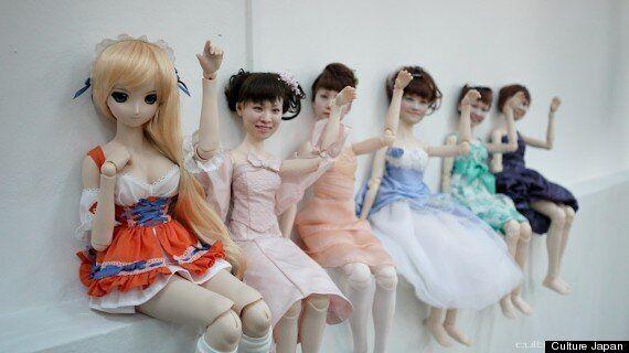 3D Human Doll Cloning In Japan
