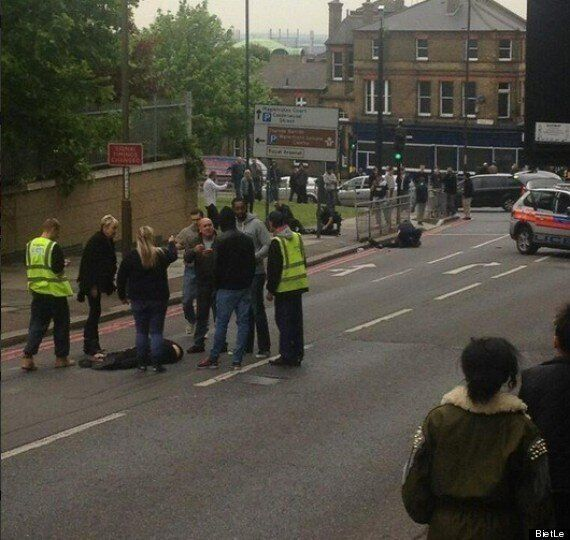 Woolwich Machete Attack: Military Personnel 'Advised Not To Wear Uniforms In