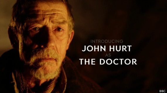 'Doctor Who' Fans Scratch Their Heads About Meaning Of John Hurt's Character In 50th Anniversary