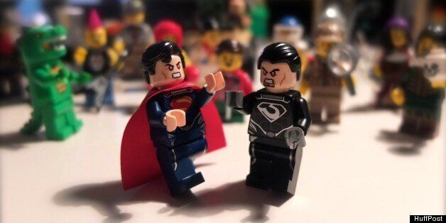 Lego Superman 2013 Sets Review: Is It A Bird? A Plane? A Pile Of Bricks?