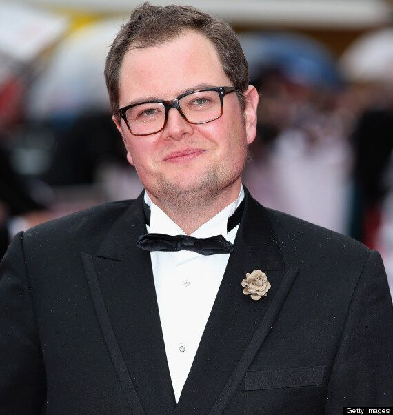 Adele 'Asks Alan Carr To Be Baby Son's