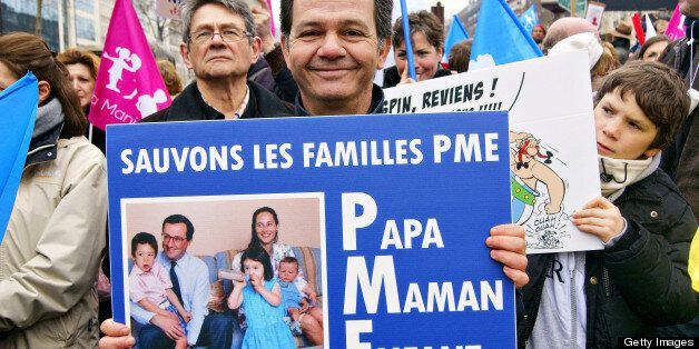 From Manif Pour Tous to Ukip: The March for the Moderate