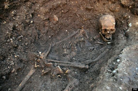 King Richard III's Body Was Placed In 'Hastily Dug, Untidy Grave' In Leicester Say