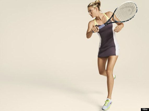 Maria Sharapova Reveals Nike Outfit For French Open