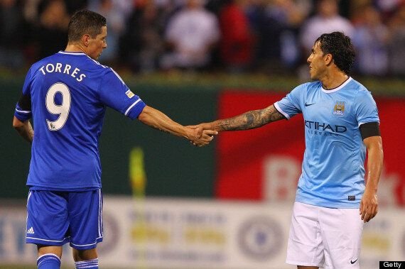 Manchester City Beat Chelsea 4-3 In St Louis Friendly
