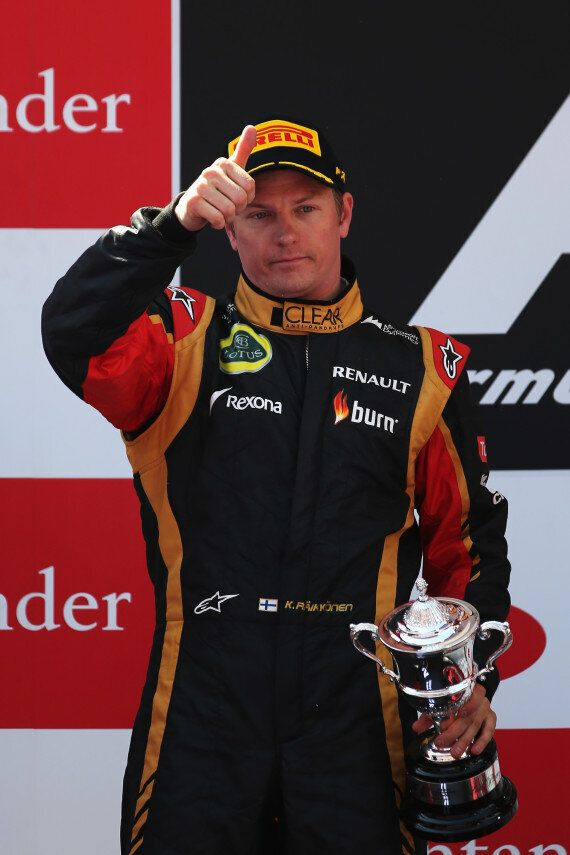 Kimi Räikkönen's Tribute To F1 Legend James Hunt At Monaco Grand Prix
