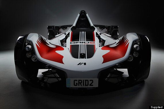 Grid 2 'Mono Edition' Costs £125,000, Comes WIth A Race Car
