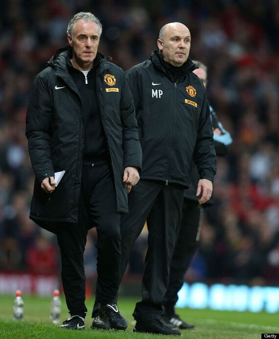 Manchester United Part Company With Coaches Mike Phelan And Eric