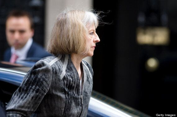 Theresa May: 'Thousands At Risk Of Being Radicalised In The