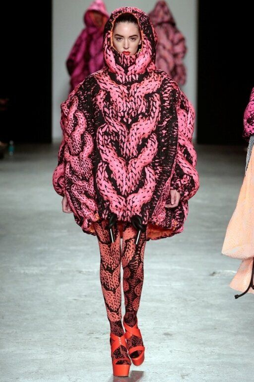 University Of Westminster 2013 Fashion Graduates Runway Show Huffpost Uk