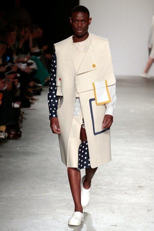 University of Westminster 2013 Fashion Graduates Runway