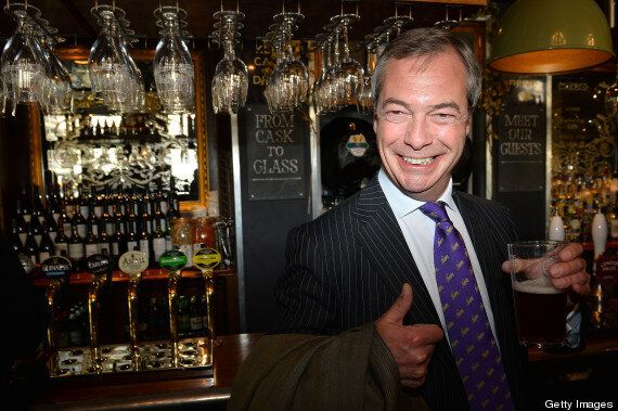 Ukip Founder Alan Sked Warns Over Party's Direction, And Nigel Farage's