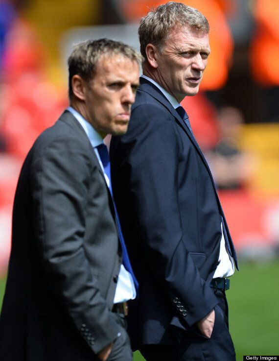 Phil Neville To Follow David Moyes To Manchester