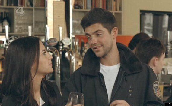 'Made in Chelsea': Andy Jordan Tells Louise Thompson, 'I Am In Love With