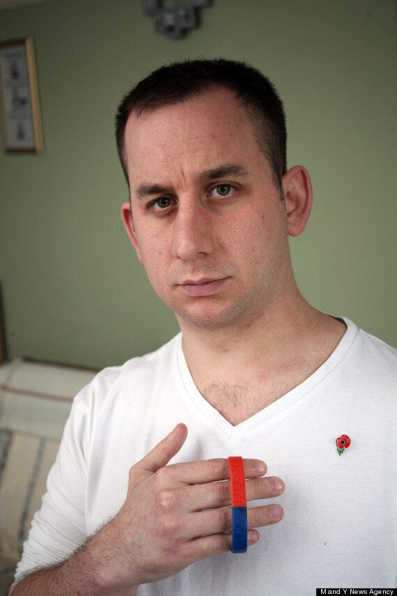 Morrisons Worker Adam Austin Suspended For Wearing Lee Rigby Tribute