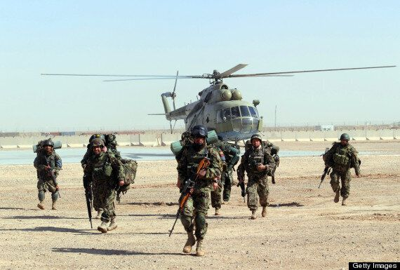 Afghans 'Detained Illegally' At Camp Bastion, Lawyers