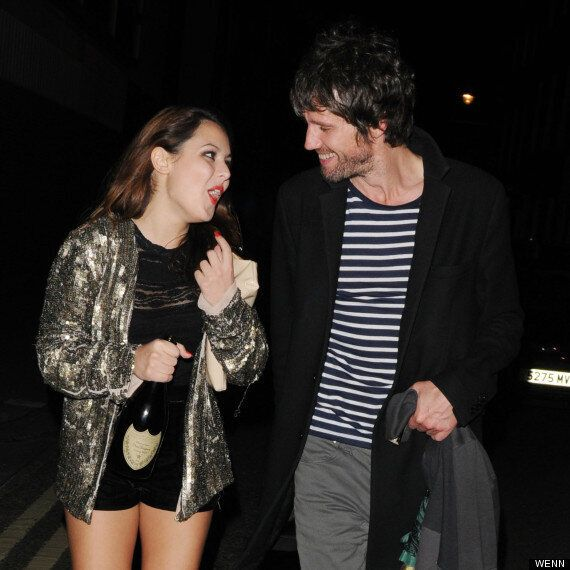 Take That's Jason Orange Leaves London Club With Mystery Woman And A Bottle Of Champagne