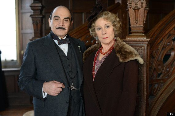 'Poirot: Elephants Can Remember' Is The First Of David Suchet's Final Series As Belgian