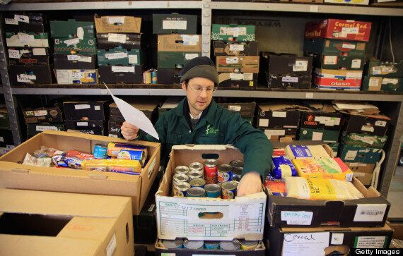 Half A Million Brits Turning To Food Banks As Poverty Crisis