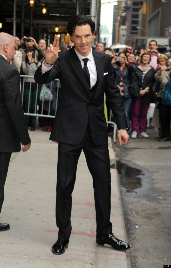 Benedict Cumberbatch Reveals He Has A Failing... Yes, Really! The 'Sherlock' Star Has An Achilles Heel,...