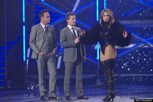 'Britain's Got Talent': Jennifer Lopez Defends Wearing THAT Revealing Stage